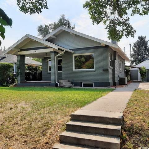 1274 E Malvern Ave, Salt Lake City, UT 84106 (#1766434) :: goBE Realty