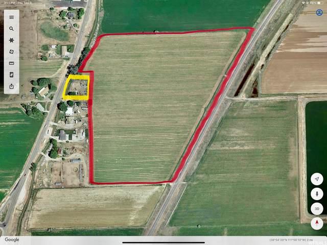 631 S Main St, Aurora, UT 84620 (#1766465) :: Bustos Real Estate | Keller Williams Utah Realtors