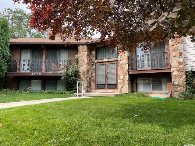 4202 S Jensen Cir W, West Valley City, UT 84120 (MLS #1766470) :: Lookout Real Estate Group