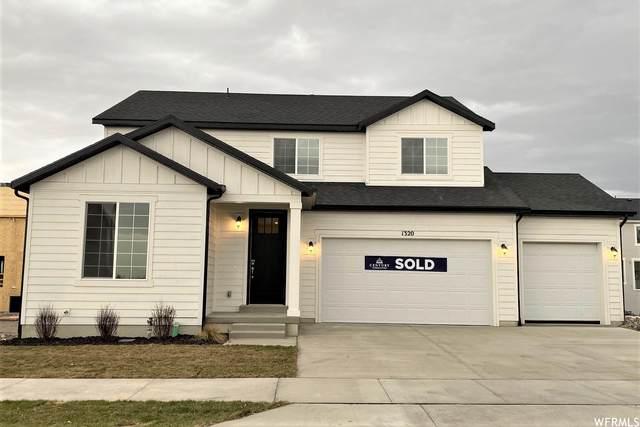 856 S 1400 W #242, Provo, UT 84601 (#1766495) :: Bustos Real Estate | Keller Williams Utah Realtors