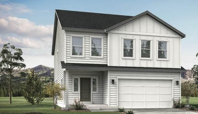 5159 N Oak Creek Dr #308, Eagle Mountain, UT 84005 (#1766526) :: Utah Dream Properties