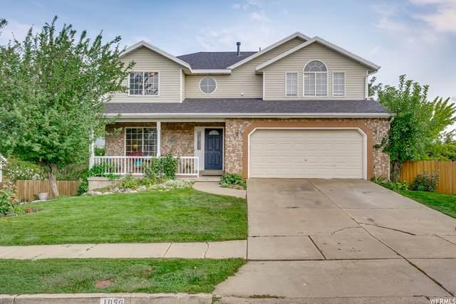 1056 E 3350 N, Layton, UT 84040 (MLS #1766535) :: Lookout Real Estate Group
