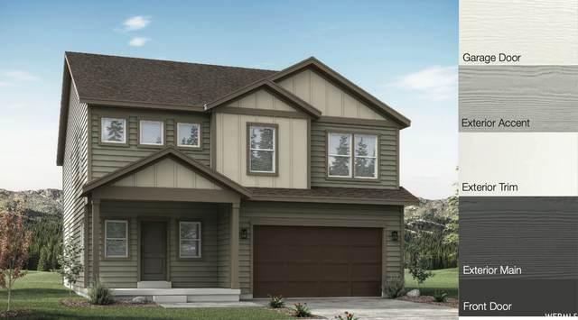 653 E Verdant Dr #312, Eagle Mountain, UT 84005 (#1766536) :: Utah Dream Properties