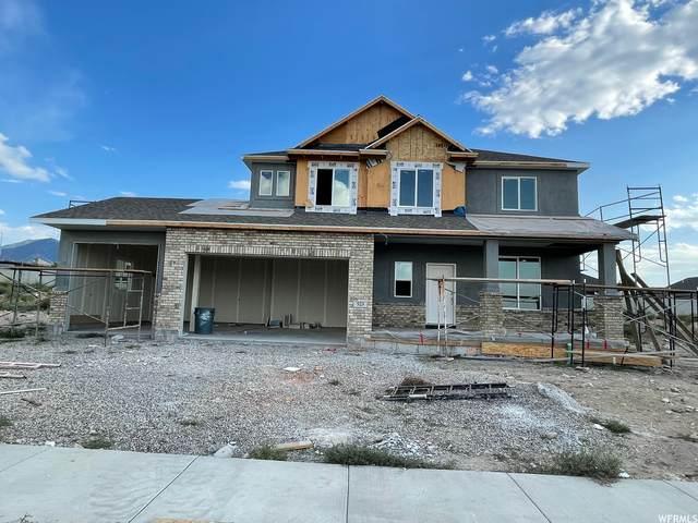 532 W 2030 N #24, Tooele, UT 84074 (#1766568) :: Berkshire Hathaway HomeServices Elite Real Estate