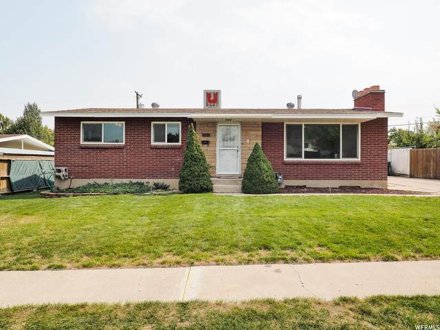 4285 S 3720 W, West Valley City, UT 84120 (MLS #1766588) :: Lookout Real Estate Group
