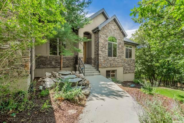 1055 N Eagle Nest Dr, Woodland Hills, UT 84653 (#1766605) :: Doxey Real Estate Group
