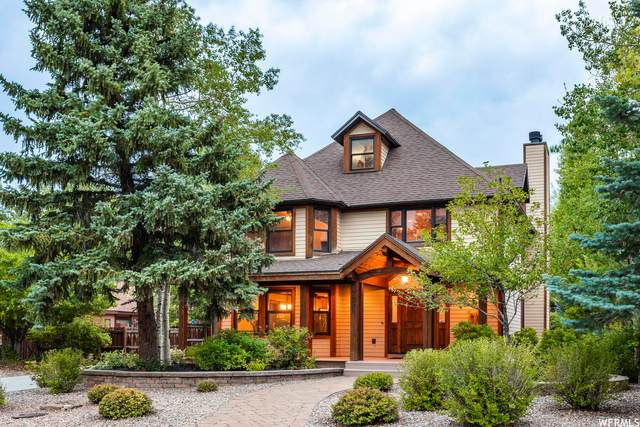 2308 Doc Holliday Dr, Park City, UT 84060 (#1766653) :: Colemere Realty Associates