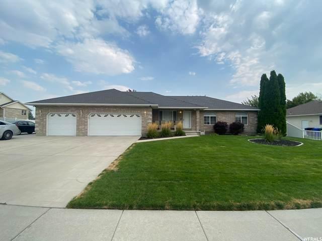 4526 W Elk Run Ln S, West Jordan, UT 84088 (MLS #1766663) :: Lookout Real Estate Group