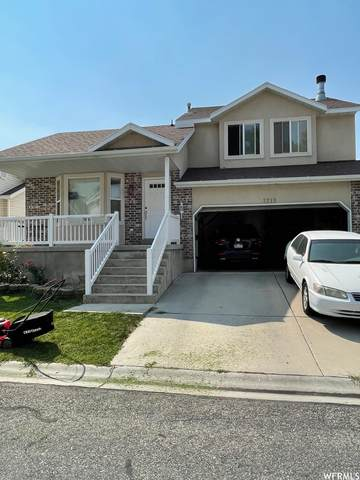3218 S Ivy Park Dr, West Valley City, UT 84119 (#1766666) :: goBE Realty