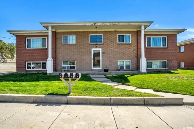 4345 S Highland Dr E, Salt Lake City, UT 84124 (#1766676) :: Exit Realty Success
