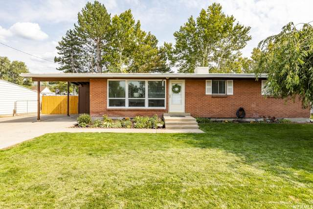 410 S Cloverdale Rd E, North Salt Lake, UT 84054 (MLS #1766686) :: Summit Sotheby's International Realty