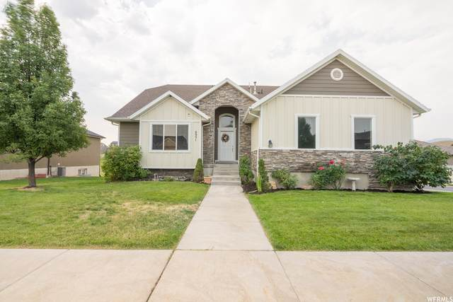 6951 W Dusky Dr, West Valley City, UT 84081 (MLS #1766730) :: Lookout Real Estate Group