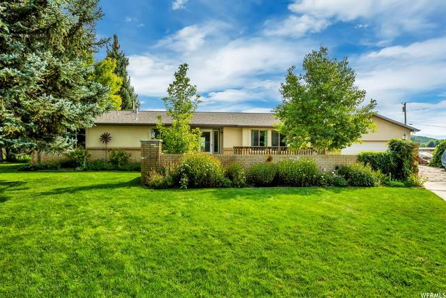 135 E 500 N, Midway, UT 84049 (#1766743) :: Berkshire Hathaway HomeServices Elite Real Estate