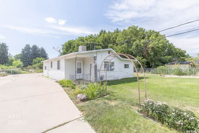 820 Canyon Rd, Ogden, UT 84404 (MLS #1766782) :: Lookout Real Estate Group