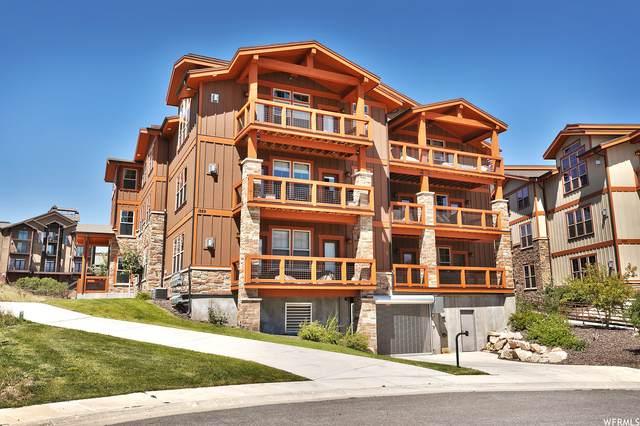 1289 Deer Park Cir #303, Heber City, UT 84032 (MLS #1766785) :: High Country Properties