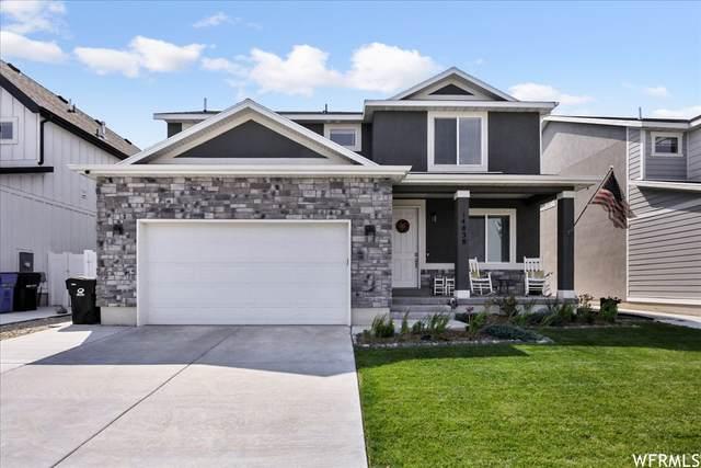 14838 S Beckham Dr, Herriman, UT 84096 (MLS #1766791) :: Lookout Real Estate Group