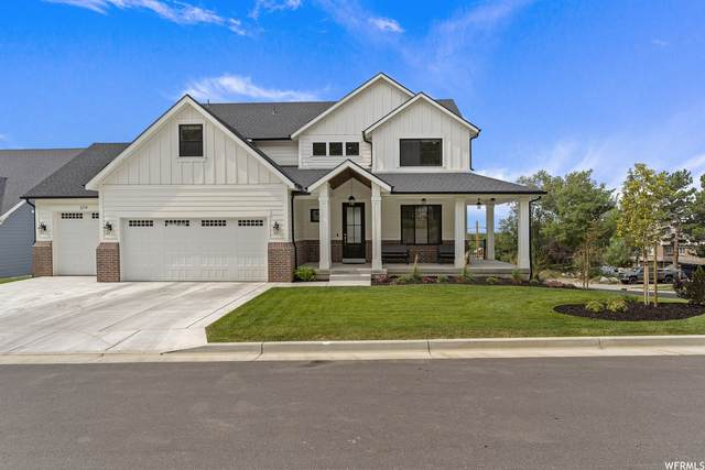 379 N Foothills Dr, Farmington, UT 84025 (MLS #1766796) :: Lookout Real Estate Group