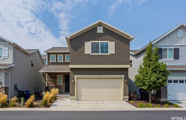 264 W Willow Creek Dr, Saratoga Springs, UT 84045 (#1766825) :: Berkshire Hathaway HomeServices Elite Real Estate