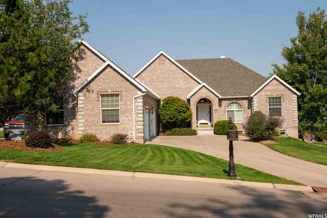 324 S Elk Ridge Dr, Elk Ridge, UT 84651 (#1766829) :: Berkshire Hathaway HomeServices Elite Real Estate