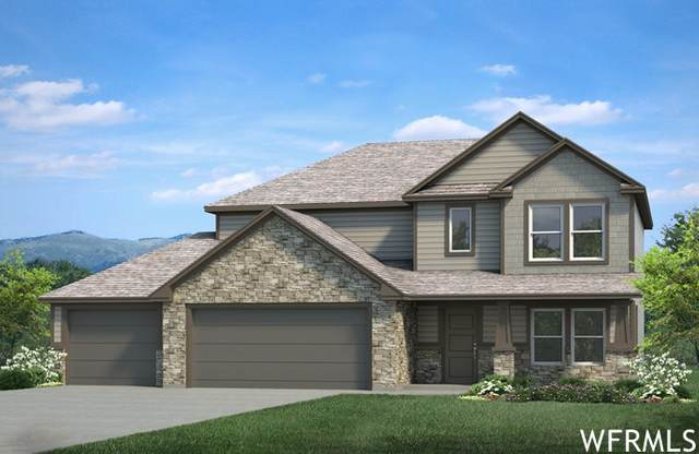 4389 W 1175 S #307, West Point, UT 84015 (#1766840) :: Doxey Real Estate Group