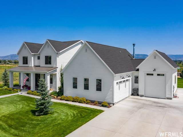 1465 S 200 W, Midway, UT 84049 (#1766842) :: Exit Realty Success
