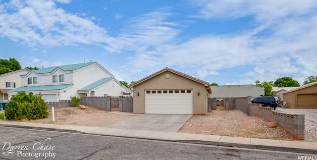 1136 N 1650 St W, St. George, UT 84770 (#1766854) :: Berkshire Hathaway HomeServices Elite Real Estate
