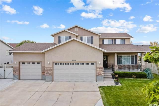 6752 S Ticklegrass Rd W, West Jordan, UT 84081 (MLS #1766864) :: Lookout Real Estate Group