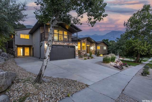 3415 S Monte Verde Dr, Salt Lake City, UT 84109 (#1766867) :: Colemere Realty Associates