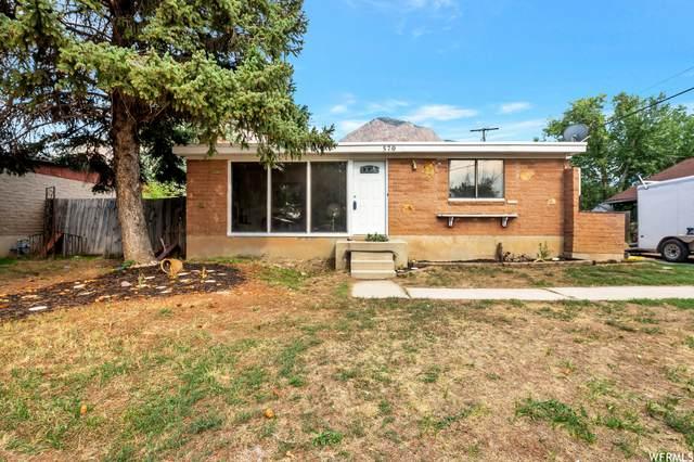 570 N Gramercy Ave, Ogden, UT 84404 (#1766870) :: Bear Phelps Group
