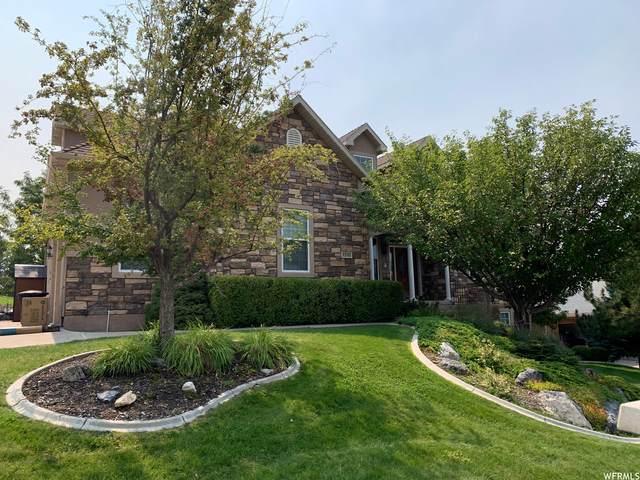 1330 E 1550 N, North Logan, UT 84341 (MLS #1766895) :: Lookout Real Estate Group