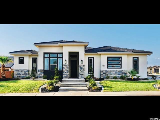 1317 E Gordon Ln, Washington, UT 84780 (MLS #1766934) :: Lookout Real Estate Group