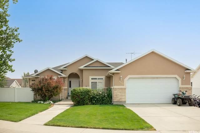 4533 W Spring Cir N, Cedar Hills, UT 84062 (#1766940) :: Utah Real Estate
