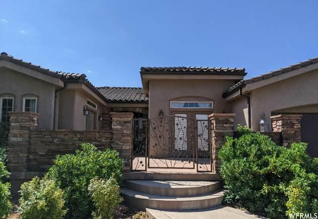 907 W 1660 N #93, Washington, UT 84780 (#1766972) :: Doxey Real Estate Group