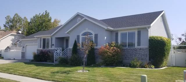 273 W Lakeside Dr, Stansbury Park, UT 84074 (#1767061) :: The Fields Team
