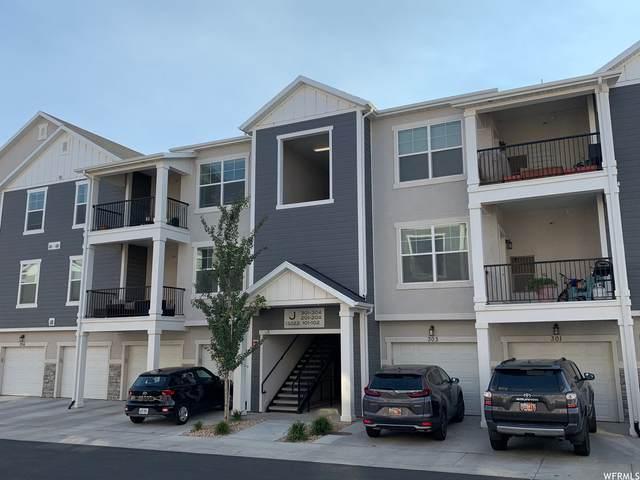 13222 S Dominica Ln #303, Herriman, UT 84096 (MLS #1767073) :: Lookout Real Estate Group