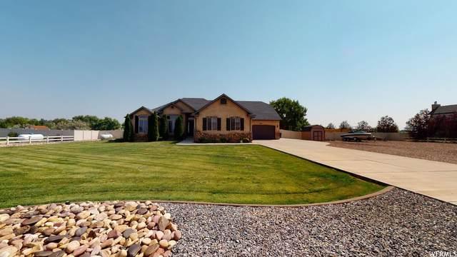 760 N 2060 W, Roosevelt, UT 84066 (MLS #1767081) :: Lookout Real Estate Group