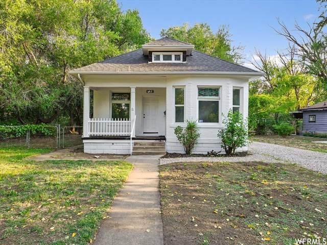 452 E River Dr S, Ogden, UT 84404 (#1767099) :: Berkshire Hathaway HomeServices Elite Real Estate
