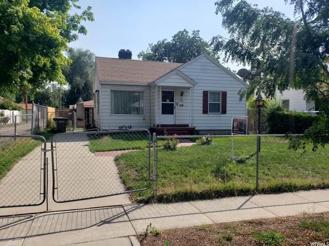 262 E Browning Ave, Salt Lake City, UT 84115 (#1767131) :: Villamentor