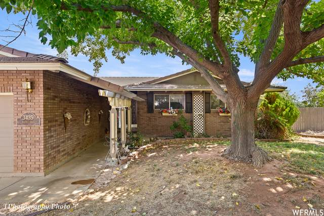 3435 S Paiute Rd, Bloomington, UT 84790 (#1767135) :: UVO Group   Realty One Group Signature