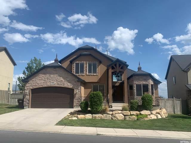 3938 E Barton Creek Dr, Eagle Mountain, UT 84005 (#1767150) :: Doxey Real Estate Group