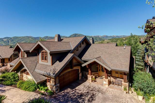 2621 Eagle Cove Dr #84, Park City, UT 84060 (#1767179) :: Doxey Real Estate Group