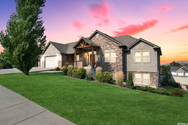 4265 N 250 W, Pleasant View, UT 84414 (#1767180) :: Colemere Realty Associates