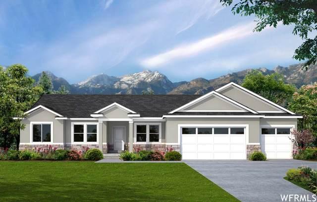 2058 E Granite Ln N #155, Eagle Mountain, UT 84005 (#1767215) :: Real Broker LLC