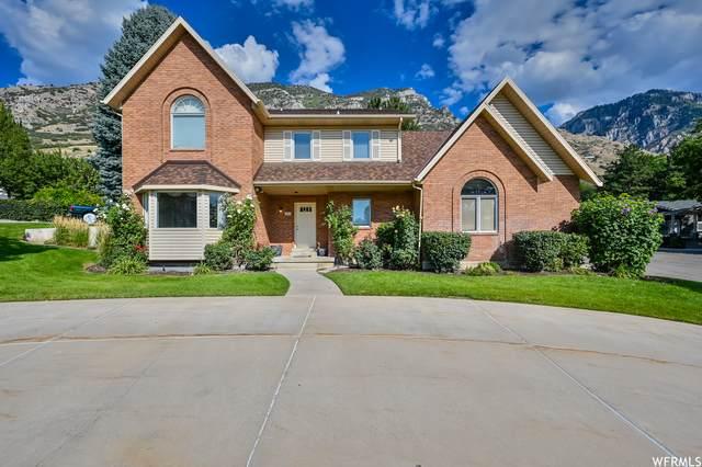 3000 N Iroquois Dr E, Provo, UT 84604 (#1767223) :: Berkshire Hathaway HomeServices Elite Real Estate