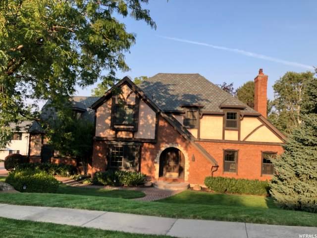 1205 N Newport Ln E, Kaysville, UT 84037 (MLS #1767237) :: Lookout Real Estate Group
