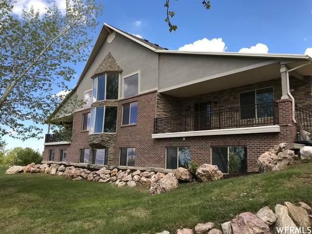 1459 E Terrace Dr N, Fruit Heights, UT 84037 (#1767256) :: Exit Realty Success
