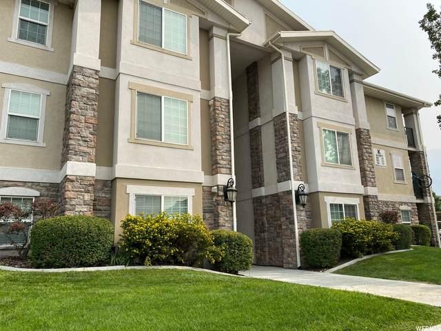 84 N Spencer Rd W #101, Pleasant Grove, UT 84062 (#1767304) :: Zippro Team