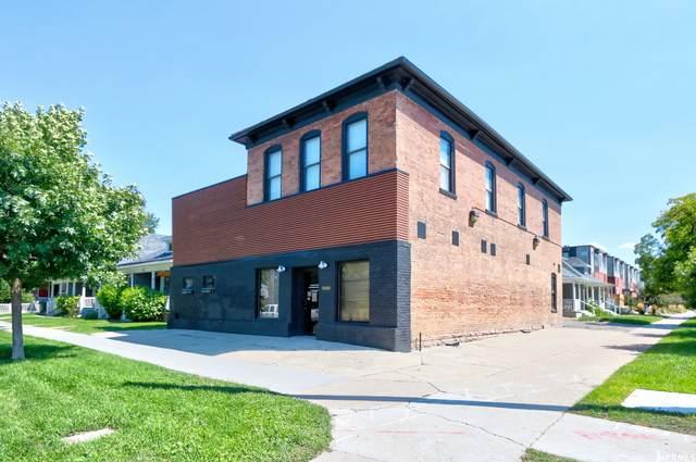 675 S 400 E, Salt Lake City, UT 84111 (#1767330) :: Berkshire Hathaway HomeServices Elite Real Estate