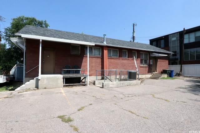 413 E 700 S, Salt Lake City, UT 84111 (#1767352) :: Berkshire Hathaway HomeServices Elite Real Estate