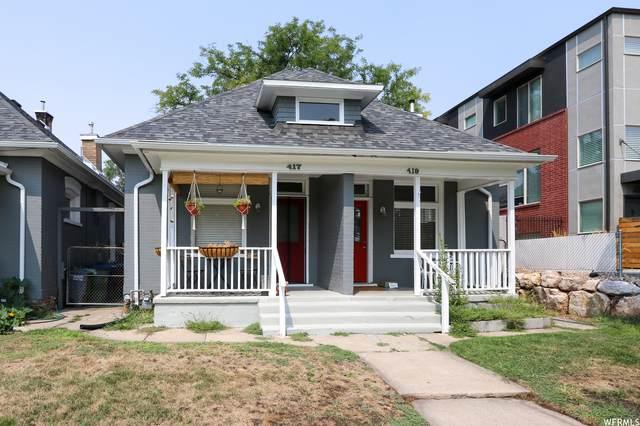 417 E 700 S, Salt Lake City, UT 84111 (#1767357) :: Berkshire Hathaway HomeServices Elite Real Estate